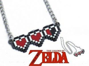 Legend Of Zelda 'Life Heart' Pendant